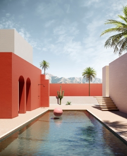 House with pool_01